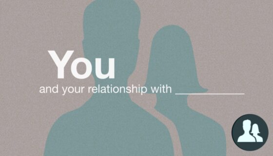 You in Relationship